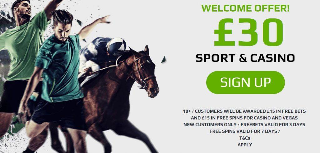 free bets uk sport