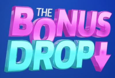 bonus drop at william hill vegas