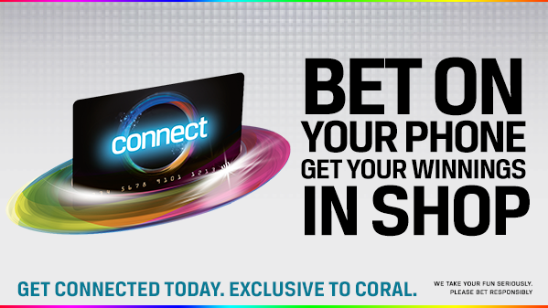 the coral connect card